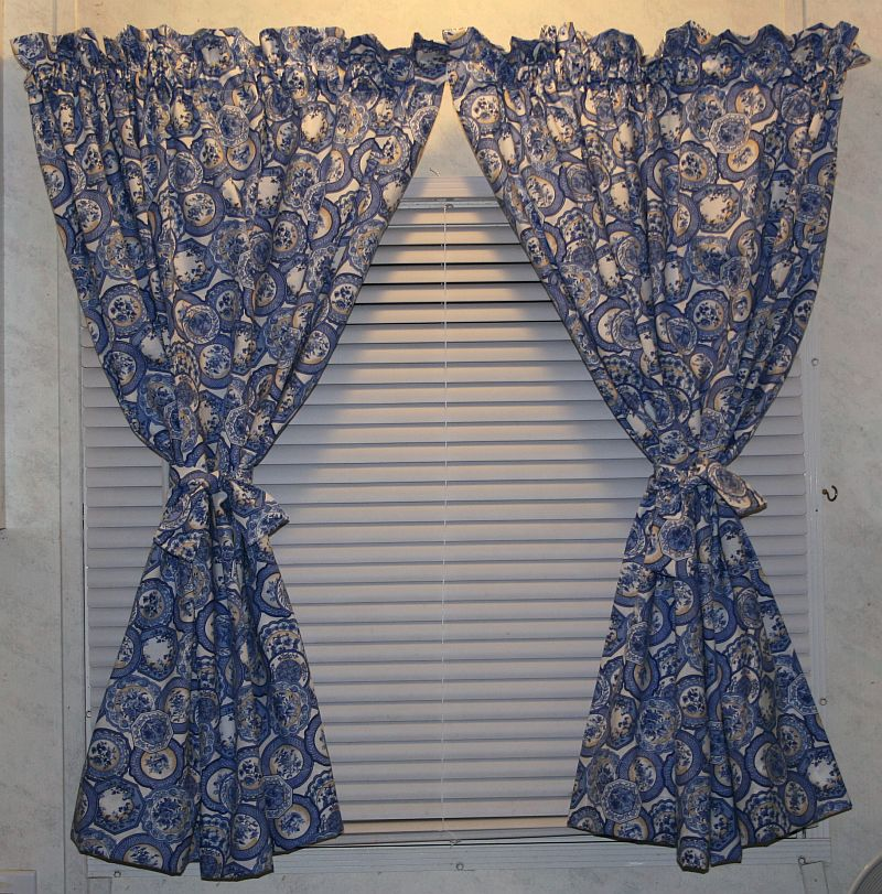 BARNSLIG RINGDANS Curtain with tie-back - IKEA