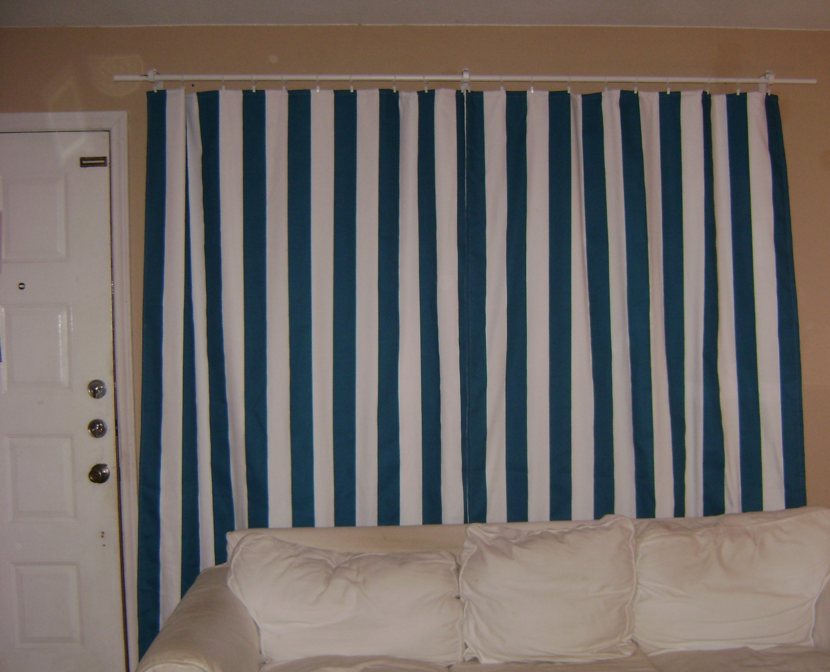 Easy Panel Curtains Sew Vac Outlet Humble Sewing Center