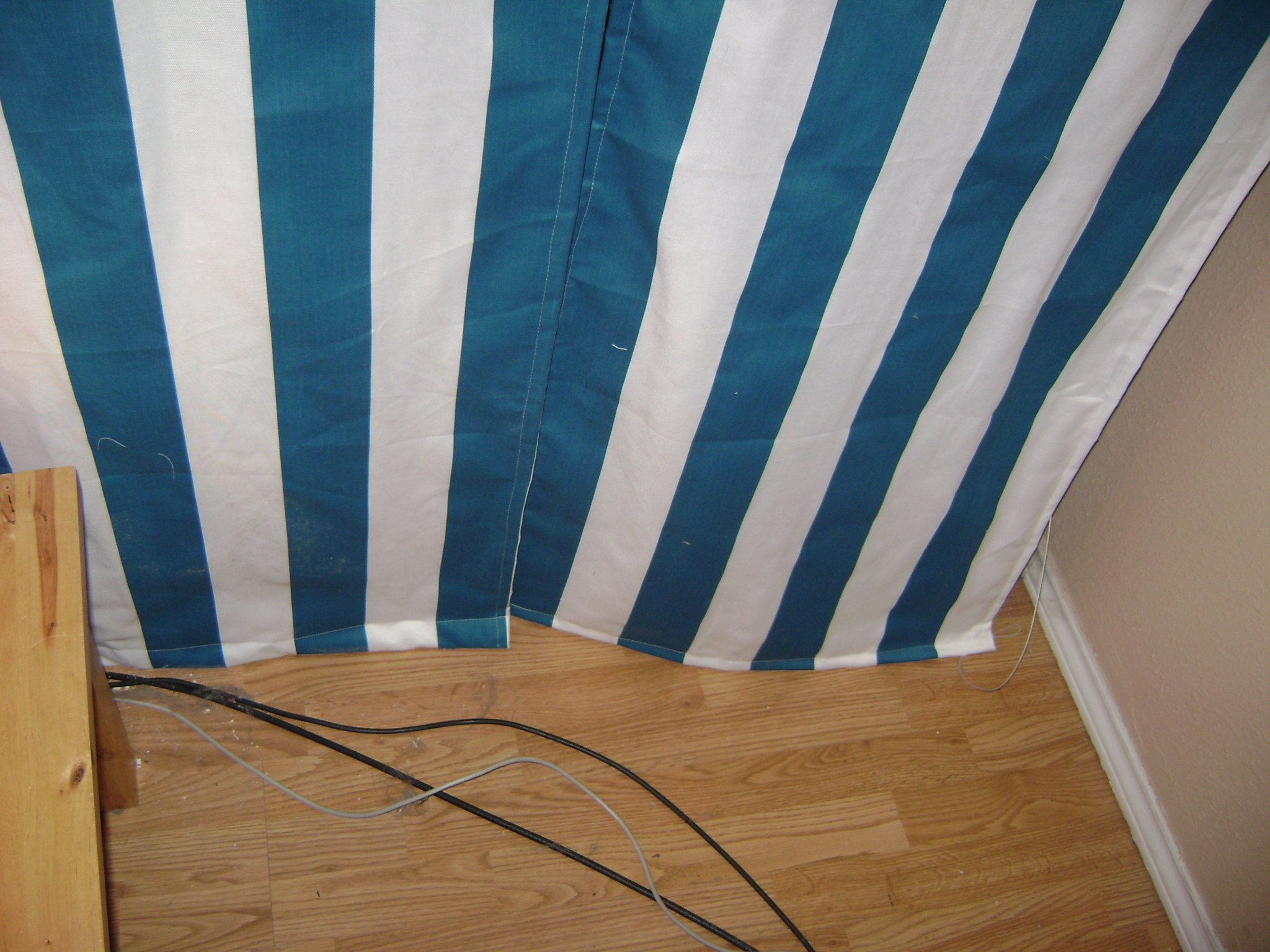 Flat panel curtains - Now You Have Custom Made Floor Skimming Panel Curtains I Completed This Project Over Two Evenings I Would Say Total Time Spent On All Curtains Was About