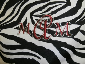 Awesome Monogram!