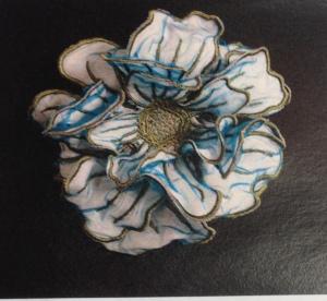 Magin in Bloom 3-D Flower