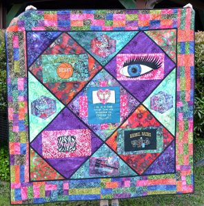 Hopes & Dreams Quilt 2014